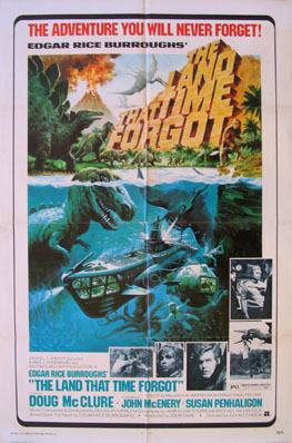 LAND THAT TIME FORGOT, THE @ FilmPosters.com