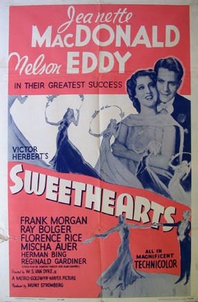 SWEETHEARTS @ FilmPosters.com