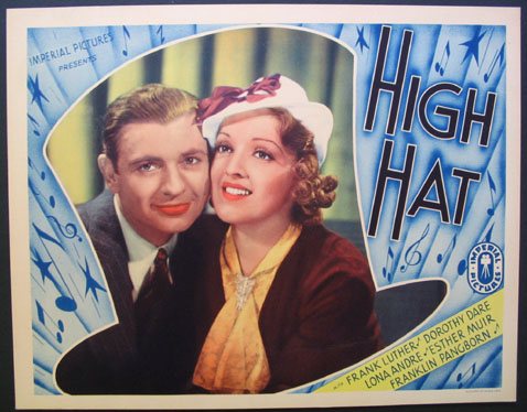 HIGH HAT @ FilmPosters.com