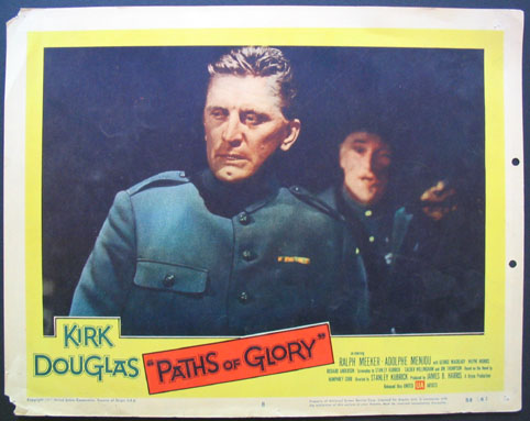 PATHS OF GLORY @ FilmPosters.com