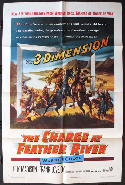 CHARGE AT FEATHER RIVER @ FilmPosters.com