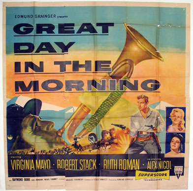 GREAT DAY IN THE MORNING @ FilmPosters.com
