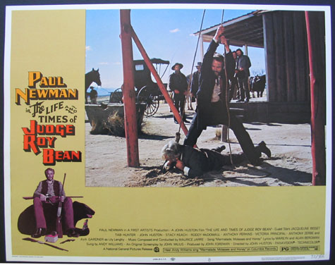 LIFE AND TIMES OF JUDGE ROY BEAN, THE @ FilmPosters.com