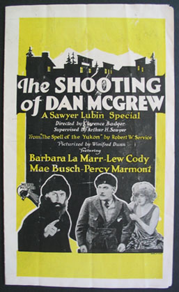 SHOOTING OF DAN MCGREW, THE @ FilmPosters.com