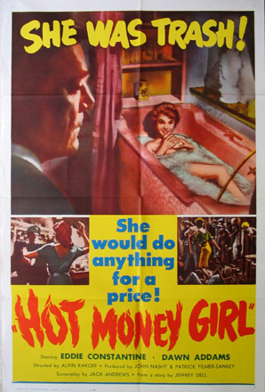 HOT MONEY GIRL @ FilmPosters.com