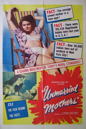 UNMARRIED MOTHERS @ FilmPosters.com