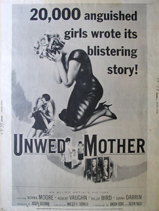 UNWED MOTHER @ FilmPosters.com