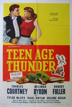 TEENAGE THUNDER @ FilmPosters.com