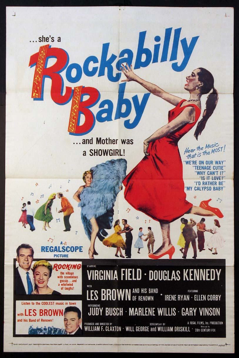 ROCKABILLY BABY @ FilmPosters.com