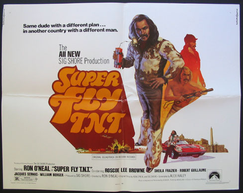 SUPERFLY T.N.T. (Super Fly TNT) @ FilmPosters.com