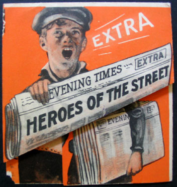 HEROES OF THE STREET @ FilmPosters.com
