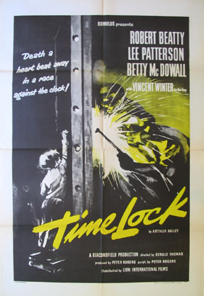 TIME LOCK @ FilmPosters.com