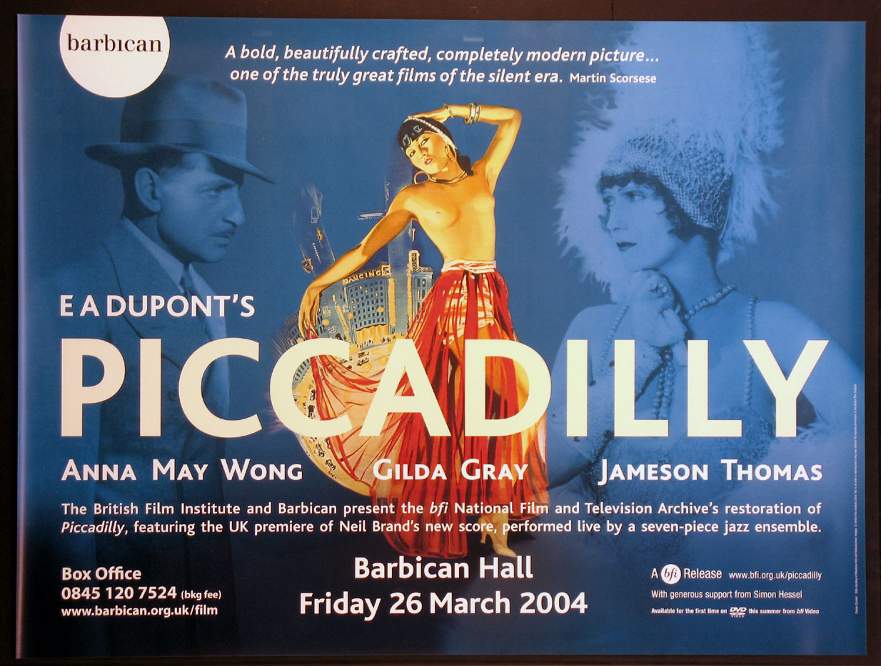 PICCADILLY @ FilmPosters.com