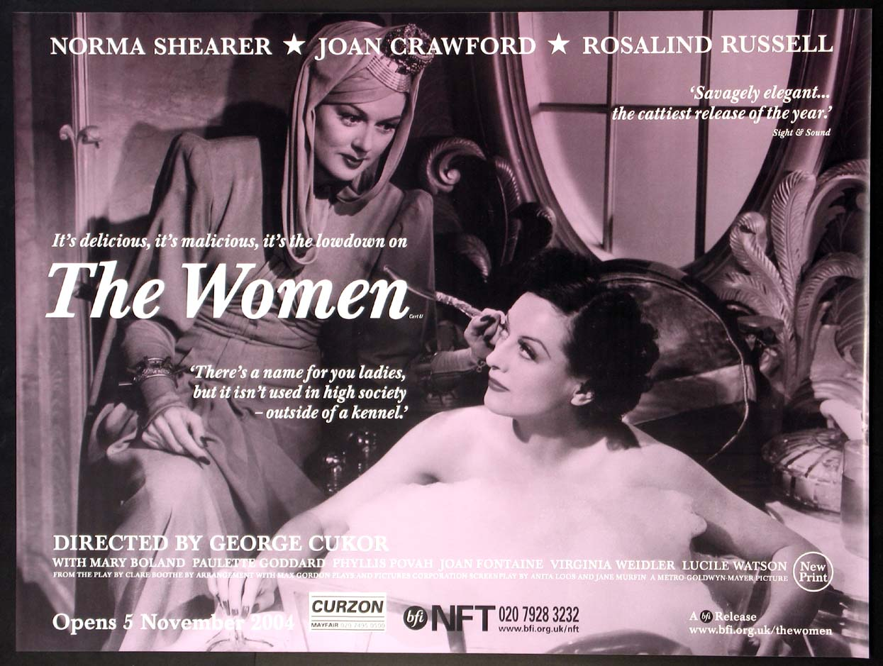 WOMEN, THE (The Women) @ FilmPosters.com