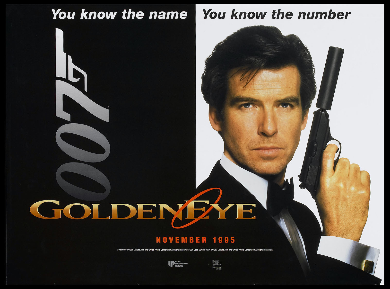 GOLDENEYE (James Bond) @ FilmPosters.com