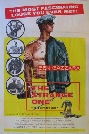 STRANGE ONE, THE (The Strange One) @ FilmPosters.com