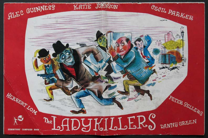 LADYKILLERS, THE (The Lady Killers) @ FilmPosters.com