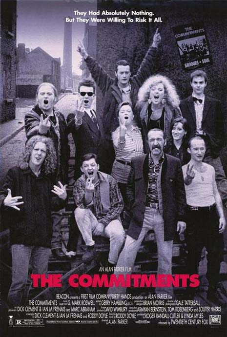 COMMITMENTS, THE (The Commitments) @ FilmPosters.com