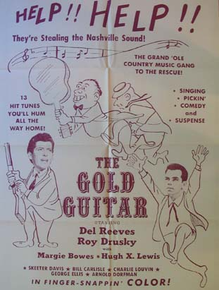 GOLD GUITAR, THE @ FilmPosters.com