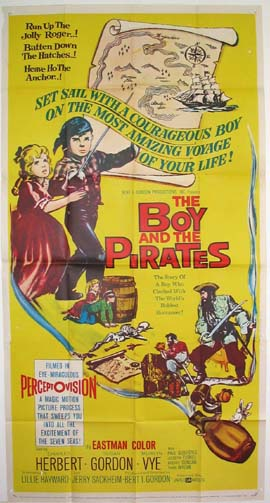 BOY AND THE PIRATES @ FilmPosters.com