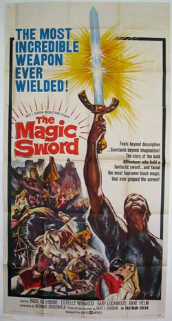 MAGIC SWORD @ FilmPosters.com