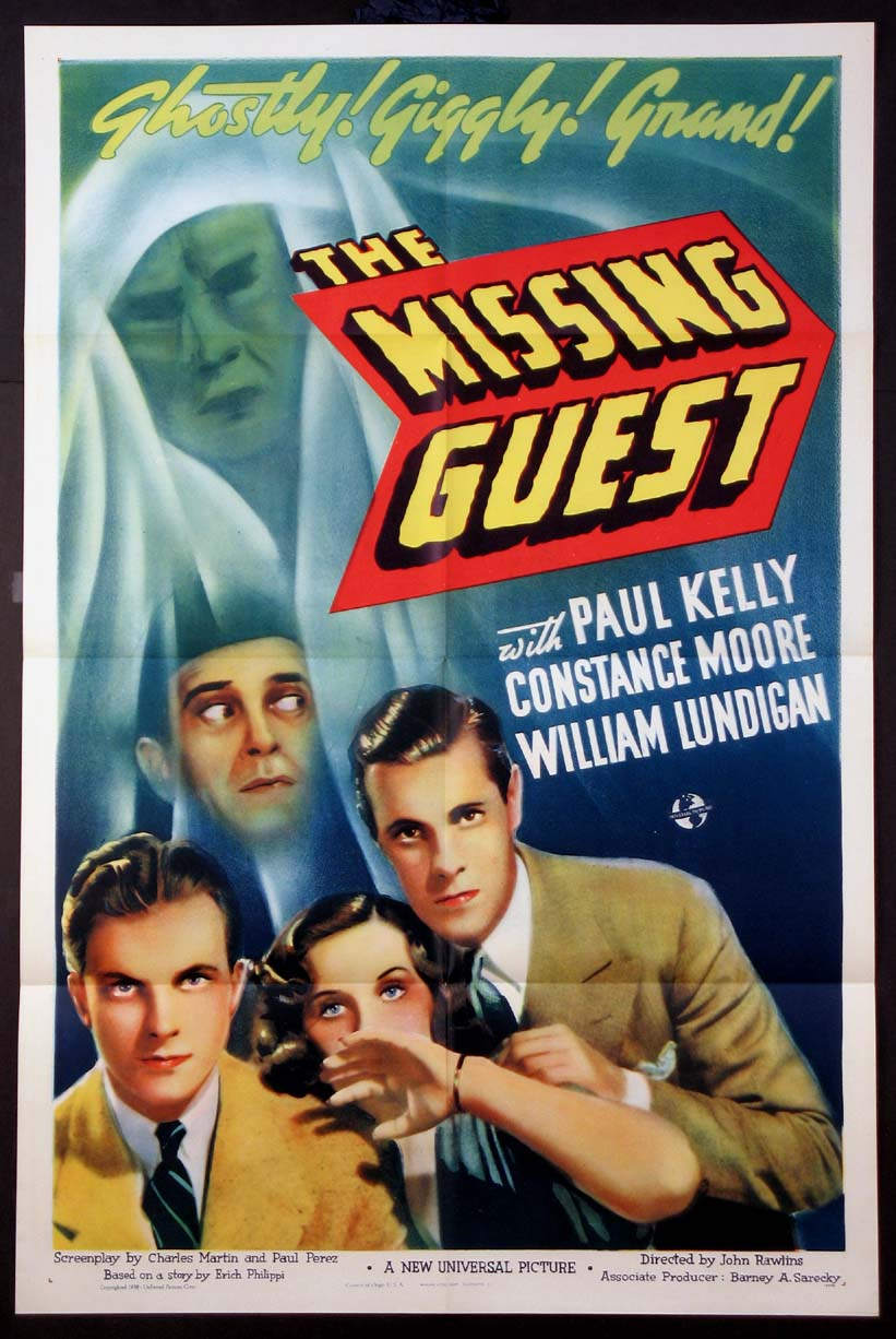 MISSING GUEST, THE @ FilmPosters.com