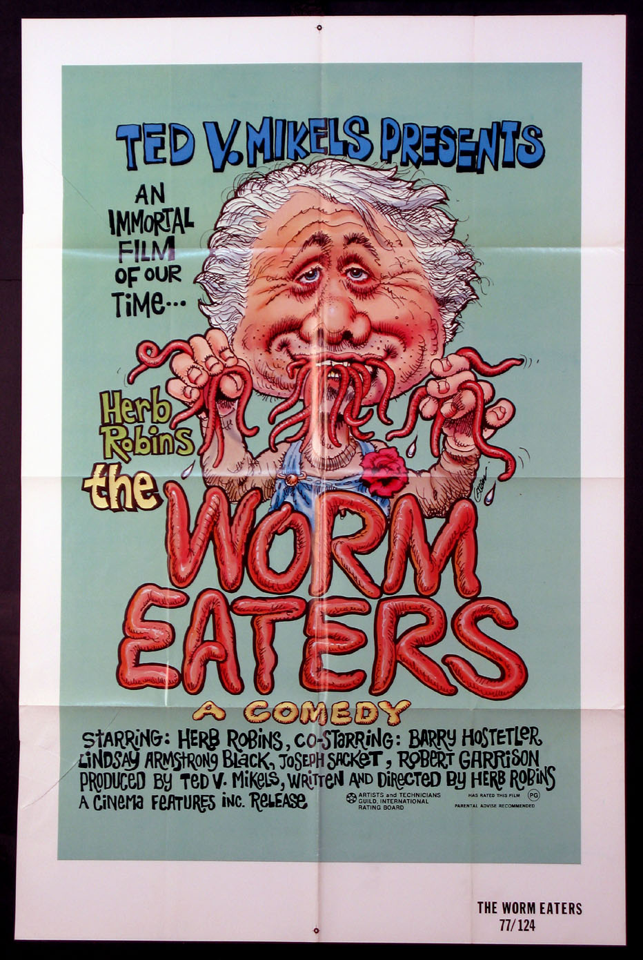 WORM EATERS, THE (The Worm Eaters) @ FilmPosters.com