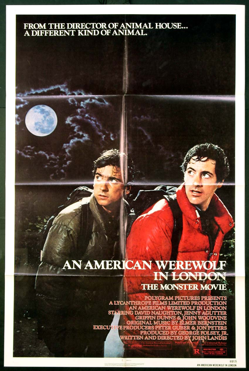 AMERICAN WEREWOLF IN LONDON, AN @ FilmPosters.com