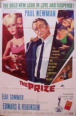 PRIZE, THE (The Prize) @ FilmPosters.com