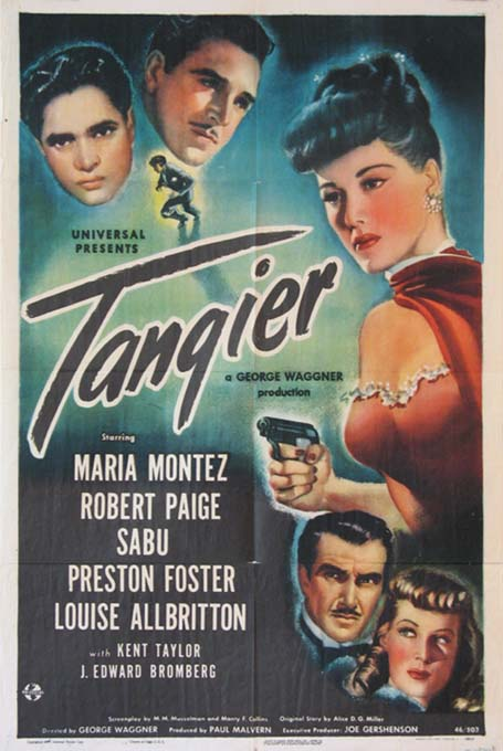 TANGIER @ FilmPosters.com