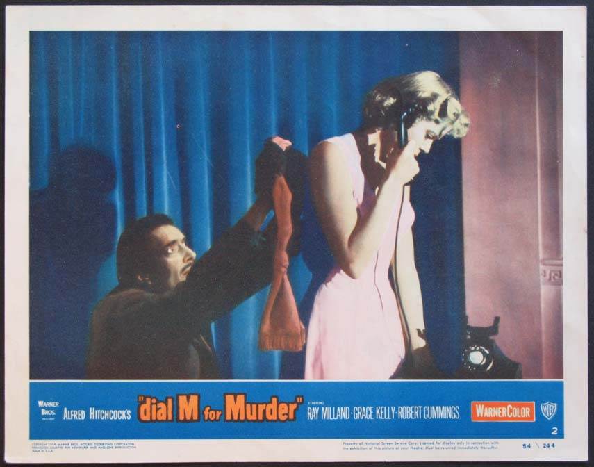 DIAL M FOR MURDER @ FilmPosters.com