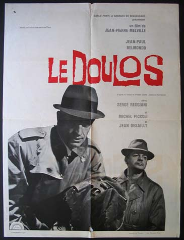 DOULOS, LE (The Finger Man, Le Doulos) @ FilmPosters.com