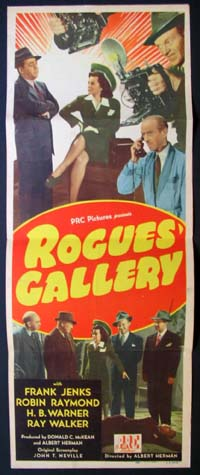 ROGUES GALLERY (Rogues Gallery) @ FilmPosters.com