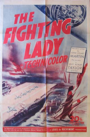 FIGHTING LADY, THE @ FilmPosters.com