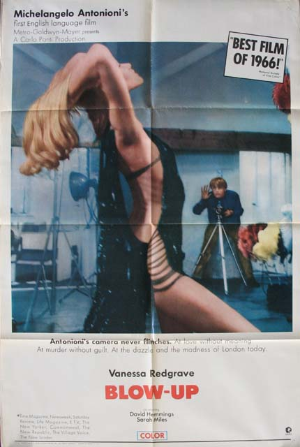 BLOW-UP (Blow Up, Blowup) @ FilmPosters.com
